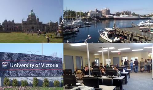 ESL Multiculturales, Victoria BC. Canadá