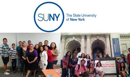 Beca SUNY. The State University of New York
