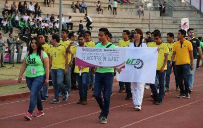 XXI Encuentro Nacional Deportivo y Cultural de las Universidades Tecnológicas