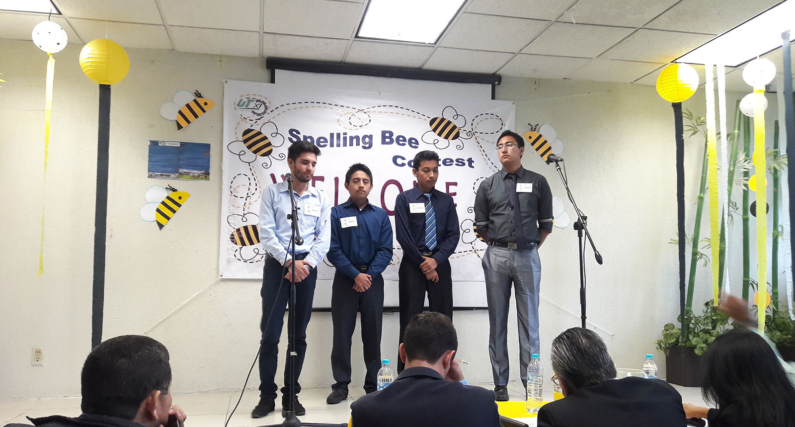 Spelling Bee Contest