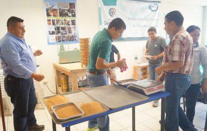 Pruebas de Granulometría en el Instituto Tecnológico de Venustiano Carranza