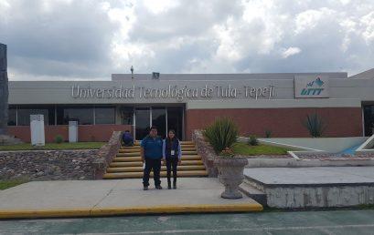 Movilidad en la Universidad Tecnológica de Tula-Tepeji