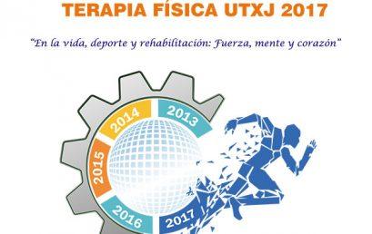 2° Congreso Internacional y 5° Congreso Regional Terapia Física UTXJ 2017