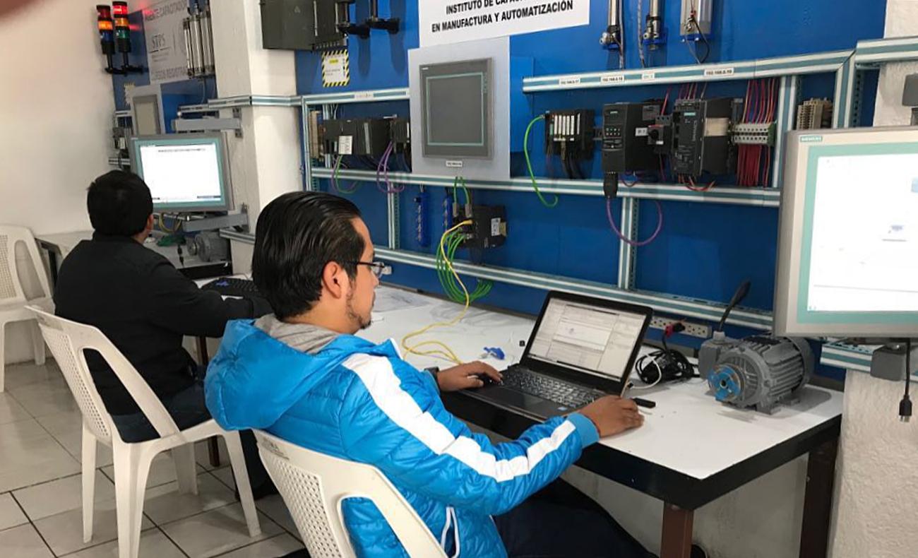 Curso para programar PLCs en plataforma TIA PORTAL V13