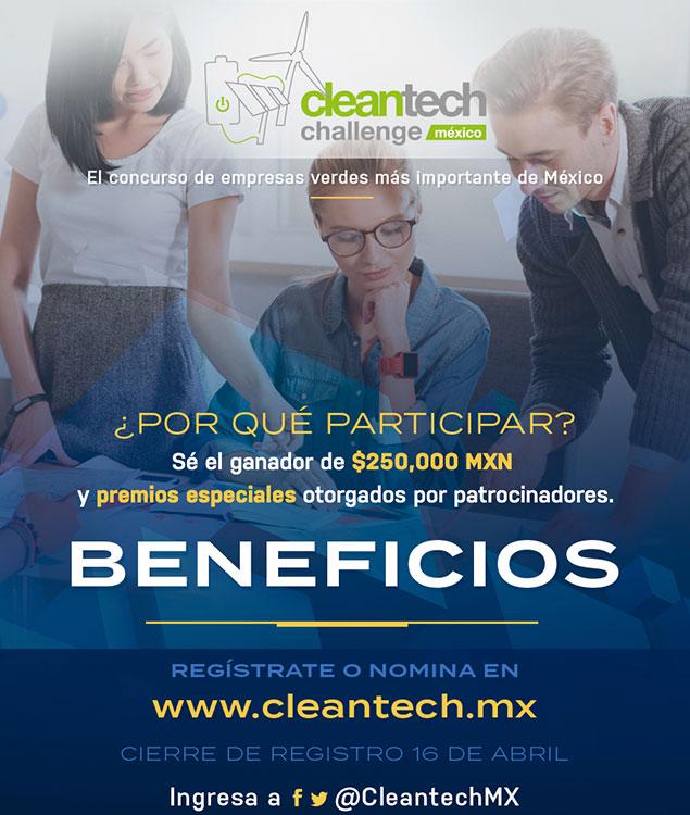 Cleantech Challenge México 2018