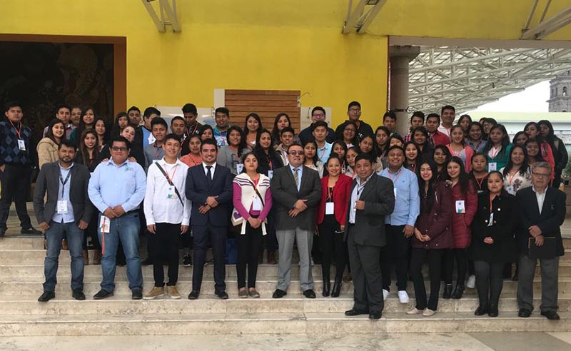 Participación de la UT de Xicotepec de Juárez en el XI CAAB 2018