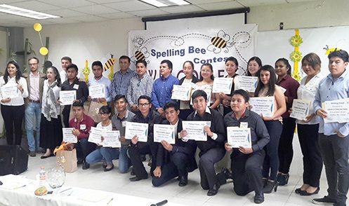4° Spelling Bee 2018