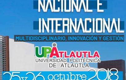 Primer Congreso Internacional y Nacional Multidisciplinario de Innovación y Gestión