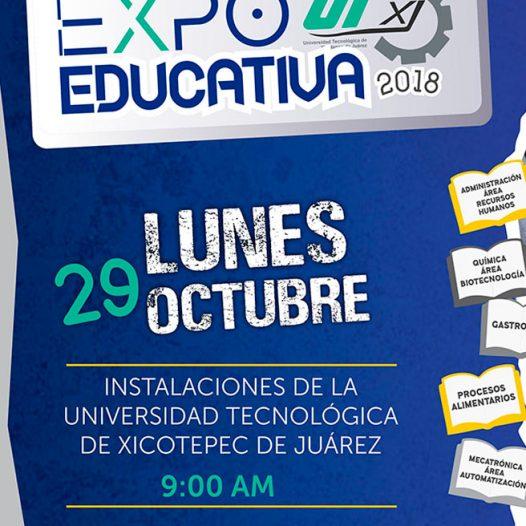 EXPO Educativa 2018 UTXJ