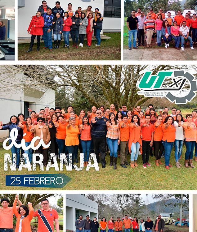 Día Naranja Febrero 2019