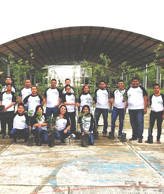 Conmemoración del Día Mundial de la Forestación