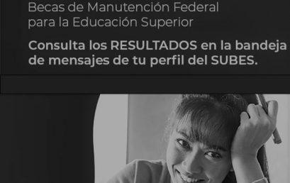 Resultados Beca Manutención Puebla 2019