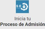 Registro de Ficha de Admisión