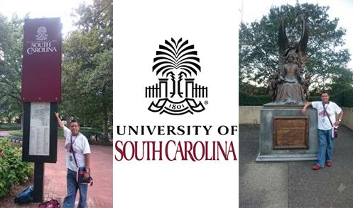 """Programa de Becas para Cursos de Verano para Maestro de Inglés 2016. """"Universidad de Carolina del Sur"""""""