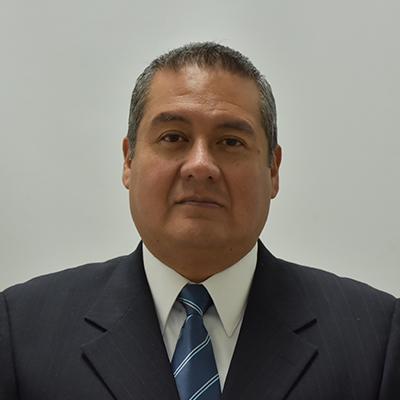 M. A. José Rubén Velázquez Vargas