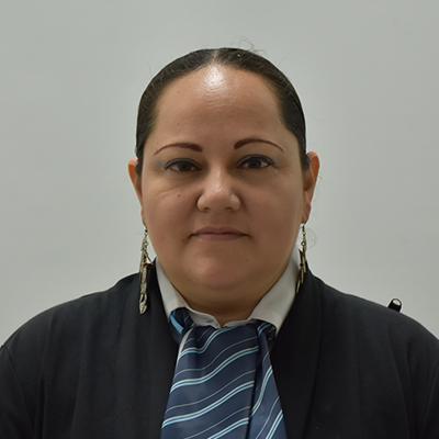 M. A. Clotilde Cruz Cabrera