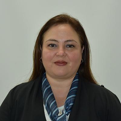 Mtra. Martha Fricia Oltra Garrido
