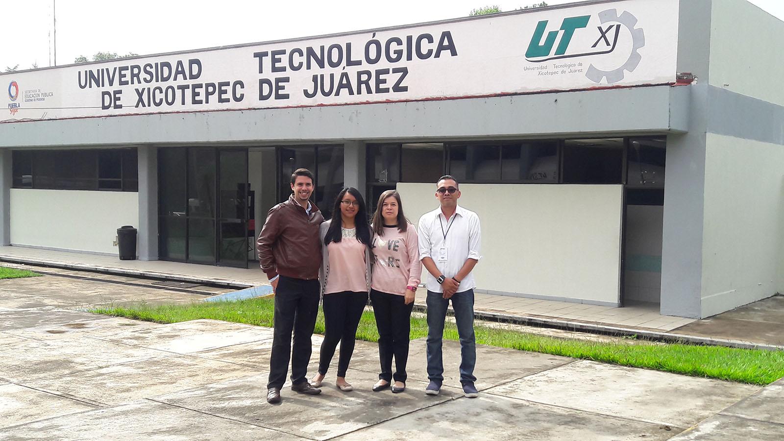 Beca de Movilidad Internacional, Estudiantes de Universidades Tecnológicas, en Quebec 2017