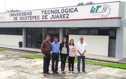 Alumnos beneficiados con la Beca MEXPROTEC 2017-2018