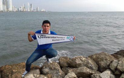 Estadía en Colombia de alumno de TSU en TIC Área Multimedia y Comercio Electrónico