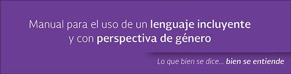 Manual del Lenguaje Incluyente