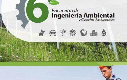 1er. Congreso de Innovación Ambiental y 6to. Encuentro de Ingeniería Ambiental y Ciencias Ambientales