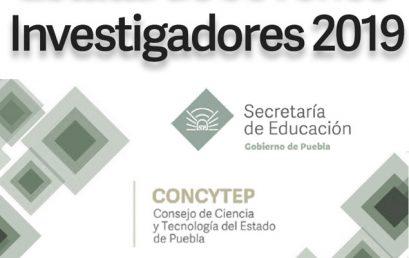 Primer Encuentro Estatal de Jóvenes Investigadores 2019