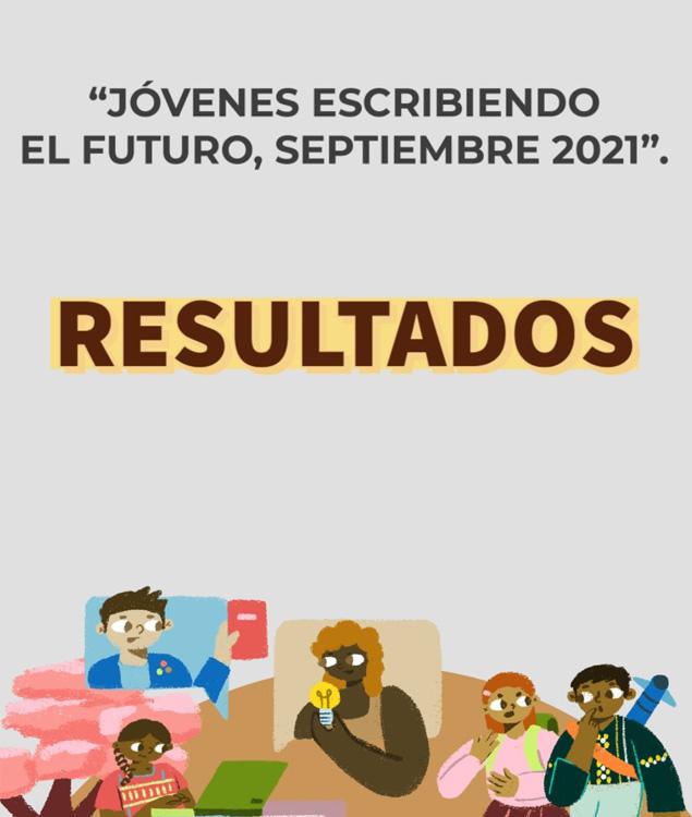 Resultados de Beca Jóvenes Escribiendo el Futuro